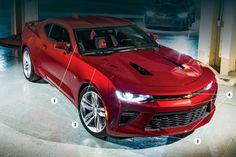 2016 Chevrolet Camaro By Design 6