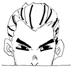 Araki Doodles - Part 4 - Diamond is Unbreakable