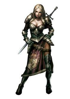 Lorren Arbuckle- Human Fighter | .: Forgotten Realms Cormyr :.