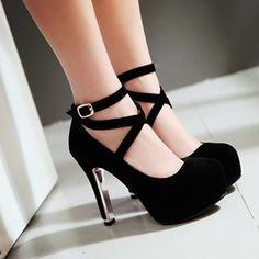 Dr Shoes, High Shoes, Platform High Heels, Black High Heels, High Heel Boots, Heel Pumps, Stiletto Heels, High Heels Stilettos, Suede Pumps