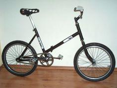 Ostalgie-Fahrrad-Tuning - Kasi und Fabi 4 (Klapprad)