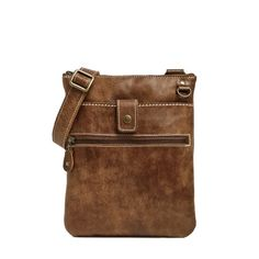 New Small Venetian in Tribe Leather with Brass Hardware | Womens Flatbags | Roots
