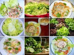 Tipy: Salátový minibar a tucet receptů na zeleninové saláty. Zálivky, dresingy     MAKOVÁ PANENKA Krabi, Vinaigrette, Cabbage, Vegetables, Food, Meal, Eten, Vegetable Recipes, Meals