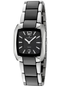 Click Image Above To Purchase: Jacques Lemans Women's Dublin High Tech Ceramic Stainless Steel Watch Stainless Steel Watch, Le Mans, Quartz Watch, Dublin, Cool Designs, Tech, Ceramics, Watches, Cool Stuff