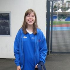 This is our daughter Jennifer . She is 16 and a pupil at Merkland School for children with additional support needs in Kirkintilloch, Scotland. Jennifer runs with Red Star Athletics Club in Glasgow and competed in the Special Olympics National . Online Donations, Special Olympics, Fundraisers, Athletics, Glasgow, Scotland, Campaign, Daughter, Club