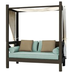 Contemporary Outdoor Sofas by PatioProductions