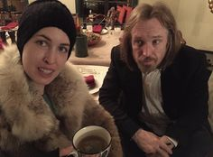 Tom Petty spending time with his daughter Anna Kim Petty
