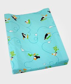 Changing Pad Turquoise