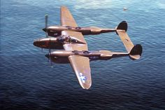 US Air Force Planes Of WWII Gallery