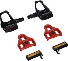 Look Compatible Road Bike Pedals  Cleats Included -- Click image for more details. (Note:Amazon affiliate link)