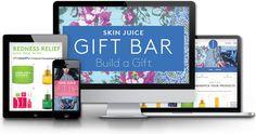 #Skinjuice #webdesign portfolio