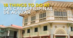 The lovely town of Bagac, Bataan, may not be as popular as the heritage cities of Taal, Silay, and Vigan, but in a vast stretch of the town's coast lies a development that easily combines the best of the three and so much more. Las Casas De Filipinas De Acuzar Heritage Resort is a sprawling com