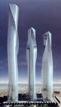 Futuristic Architecture, Santiago Calatrava
