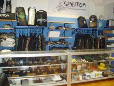 La tienda Deportes Arias