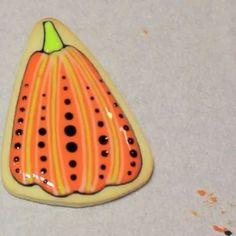 Pumpkin Cookie // montrealconfections
