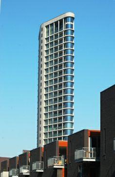 Vesteda-toren - Jo Coenen