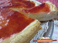 Crostata philadelphia e marmellata   Un dolce super delizioso e goloso!