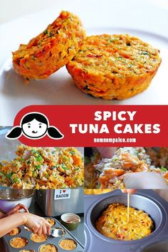 Spicy Tuna Cakes - Nom Nom Paleo® - You may not normally associate canned fish with sweet potatoes and jalapeño peppers, but trust me - Nom Nom Paleo, Recetas Whole30, Seafood Recipes, Paleo Recipes, Cooking Recipes, Paleo Food, Cooking Ribs, Paleo Meals, Recipes