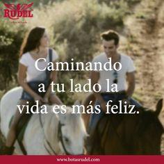A tu lado la vida es mejor. #boots #cowgirls #fashion #woman #fashionstyles #ranchlife #westernlife #westernfashion #shoestagram #cowgirl #ranchwork #rodeostyle #lady #friday #liveauthentic #rodeo #musica #viernes #botas #findesemana #dama #baile #feriadesanmarcos #vaquerafashion #artesanal #hechoenmexico #EstiloRudel #LaBotadelAguila #frase  #botaurbana #Rudel #cowboys #caballero #western #country #Tuesday #cowboy #horses #botas #ranch #jaripeo #coleadero #rancho #caballos #vaqueros