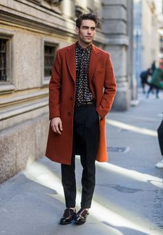 How to Pull Off Fall's Coolest Color, No Matter What Your Style Is Like Photos | GQ