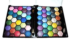 #Pearl #Sparkle 64 Elegant Eyeshadow Colors Makeup Kit #Palette       Not what I thought       http://amzn.to/HegGYa