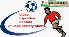 Portal Esporte São José do Sabugi: 2ª Copa Society no Campo Esportivo Sacolão teve in...