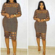 African Fashion Ankara, Latest African Fashion Dresses, African Print Fashion, Africa Fashion, Ankara Short Gown Styles, Latest Ankara Styles, Short Gowns, Ankara Styles For Women, African Attire