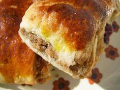 """A hagyományos foszlós francia péksütemény receptemben Tiffanylda írta, hogy """"hallottam olyat, hogy kelt tésztát le lehet fagyaszta..."""