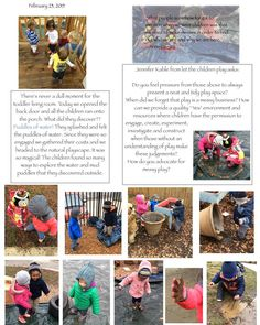 How do you advocate for messy play? The Highlander School ≈≈ Reggio Emilia Classroom, Reggio Inspired Classrooms, Play Based Learning, Learning Through Play, Learning Stories Examples, Easter Songs, Emergent Curriculum, Messy Play, Outdoor Learning