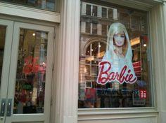 barbie for uniqlo