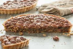 Classic Pecan Pie | Whole Foods Market (uses maple syrup instead of corn syrup)
