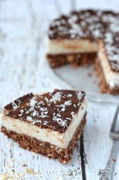 You searched for bounty - HealthiNut Healthy Cake, Healthy Sweets, Healthy Baking, Healthy Food, Brownie Recipes, Cookie Recipes, Snack Recipes, Dessert Recipes, Healthy Recipes