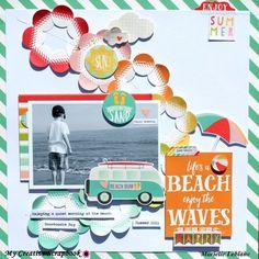 Life's a Beach - Scrapbook.com