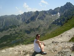 My beloved mountains - the view from Kasprowy Mount, Zakopane 2012