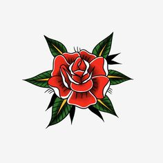 Informations About Oldschool Tattoo Tattoo Tattoo, Rose, Rose Tattoo, Rose Arquivo PNG e PSD para do Traditional Tattoo Old School, Traditional Rose Tattoos, Traditional Roses, Traditional Tattoo Design, Rosa Old School, Old School Rose, Flower Tattoo Designs, Flower Tattoos, Foot Tattoos