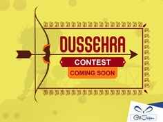 We are coming to make your #Dussehra Extra Exciting by our #Special #Contest.Stay tuned for more details.  Enter Here - https://www.facebook.com/giftjaipur/