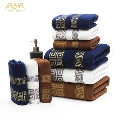 Aliexpress.com のROMORUS STOREからRomorus 100%綿刺繍入り タオル セット 3 ピース竹ビーチ風呂タオル大人の ため の高級ブランド高品質ソフトフェイスタオルに関するタオル セット、ハイクオリティタオルドライあなたの髪、中国 タオルケーキ サプライヤ、 安いタオル用ヘアサロンを検索します