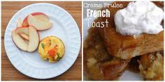 Are you looking for fast and easy breakfast recipes? These breakfast recipes, are made ahead, it will make having a hot breakfast as easy as 1-2-3!