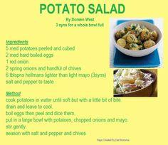 Potato Salad :)