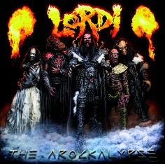 Saved on Spotify: Supermonstars (The Anthem Of The Phantoms) by Lordi