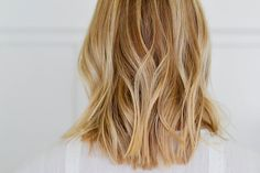 hair-cut-long-blunt-bob and color Good Hair Day, Great Hair, Looks Style, Looks Cool, Messy Hairstyles, Pretty Hairstyles, Hairstyle Ideas, Long Blunt Bob, Long Bob
