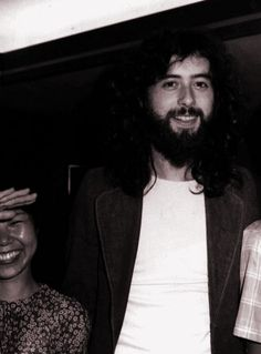 Jimmy Page one of the only people that can actually pull off a beard.