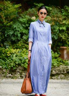 Neuer Sommerliebling: Das Hemdkleid