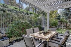 Lush backyard landscaping and a peaceful setting in this stunning Aliso Viejo California home