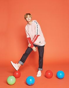 (ENDORSEMENT) MONSTA X Minhyuk for Litmus 2018 S/S