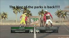 NBA 2K15 HD MyPARKS Mode  - Meeting cool people - playing with random's ...  Do you guys wanna see 5 nights at freddys 2? ► Follow me on Twitter https://twitter.com/cassarslaker24 ► Follow me on Twitch: http://www.twitch.tv/cassarslakers24