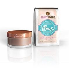#ImNotaBAKERIJustCAKEalot Our HD Flour Setting Powder comes in 4 shades: Brown (shown), Yellow, Pink and Translucent. All are Vegan except Pink! Give your face what it's been missing!  Brown: perfect for our Brown Sugas looking for something to set their foundation with. It can also be used to contour or as bronzer☀️ #makeup #fotd #settingpowder #sephora #bblogger #ulta #makeupartist