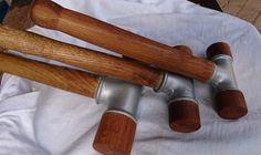 Fittingshammer, Hammer mit T-Stück Fitting, Klüpfel,...
