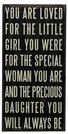 Primitives by Kathy Box Sign, You are Loved, 7-Inch by 14-Inch