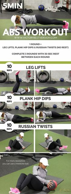 Picture Lower Belly Fat, Lower Abs, Burn Belly Fat, Lose Belly, Belly Fat Burner Workout, Fat Burning Workout, 5 Min Ab Workout, Workout Plans, 5 Min Abs